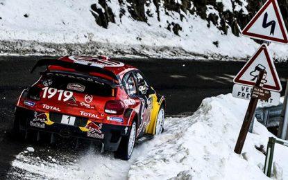 Rallye Monte-Carlo : Ogier et Ingrassia signent 100e victoire de Citroën en WRC
