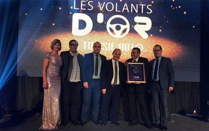 Renault Clio obtient le Volant d'Or des meilleures ventes en 2018