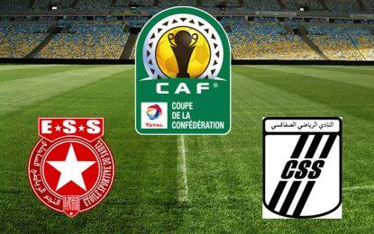 Coupe de la CAF: Club sfaxien-Etoile du Sahel, retrouvailles 6 ans après…