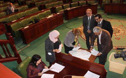 Assemblée : Elections des 3 nouveaux membres de l'Isie
