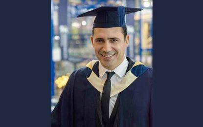 L'hommage de Birmingham University à Dhafer El Abidine
