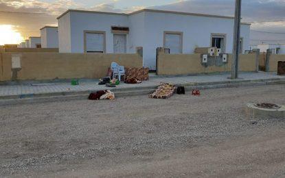 Six des squatteurs d'Enfidha condamnés à 4 mois de prison