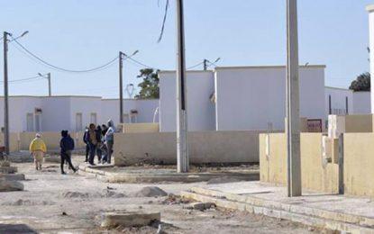 Enfidha : Les logements occupés illégalement évacués par la force publique