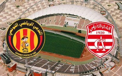 Espérance-Club africain : Après Monastir, un autre derby à… Doha