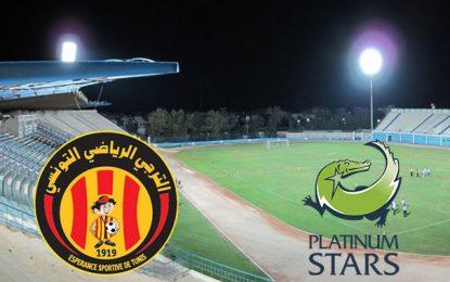 Ligue des champions : Espérance-Platinium à Monastir