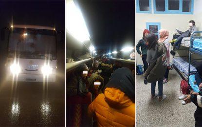 SNTRI : Panne de bus en pleine nuit sur la route de Jendouba-Tunis