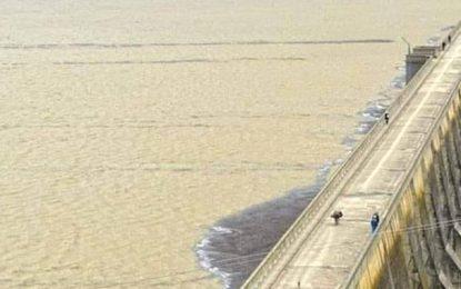 Jendouba : Montée des eaux dans plusieurs oueds
