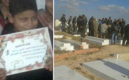 Kairouan : Koussay, un élève de 10 ans, met fin  à ses jours !