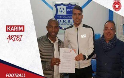 Mercato : L'Algérien Karim Aribi signe à l'Etoile du Sahel