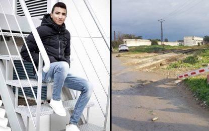Manouba : Sami (23 ans) décède dans un accident de train