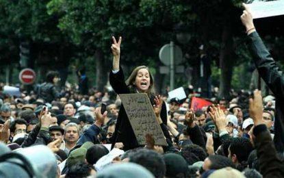 Al-Joumhouri pour donner le nom de Maya Jeribi à une place de Tunis