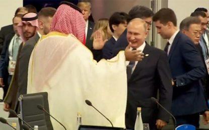Arabie saoudite-Russie : Après le Pacte du Quincy, le Pacte de Moscou ?
