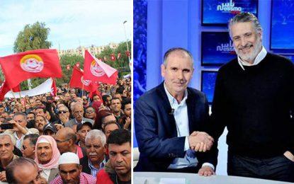 La Tunisie menacée par les syndicalistes véreux et les politiques corrompus