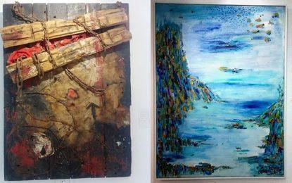 Les méditations et réflexions de Abdelmajid El Bekri à la galerie Saladin