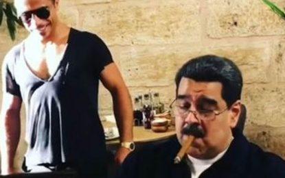 L'UGTT fascinée par le très controversé président vénézuélien Maduro