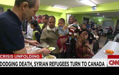 Le Canada accueillera plus d'1 million de migrants d'ici 2021