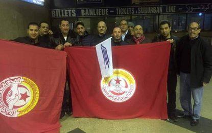SNCFT : Aucun voyage ne sera assuré, tous les agents en grève