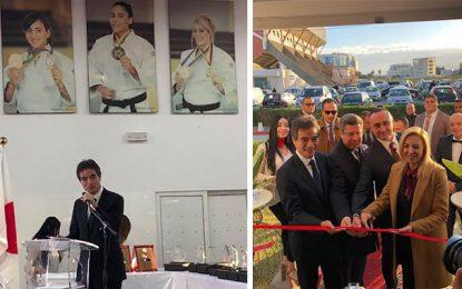 Tunis : Don japonais pour l'extension de la salle de judo d'El Menzah