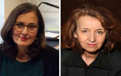 France : Sonia Bahri et Hélé Béji faites Chevalier de la Légion d'honneur