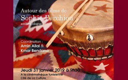 Cinéma et sciences sociales : ''Autour des films de Sophie Ferchiou''