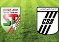 Ligue 1 : Club sportif sfaxien-Stade Tunisien sur Al Watania 1