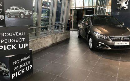 Pour Stafim Peugeot, 2018 a été une bonne année malgré la crise