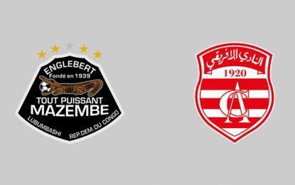 Ligue des champions : Face à face décisif TP Mazembe-Club africain
