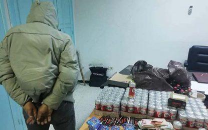 Tozeur : Le «hammas» vendait de la drogue et de la bière dans sa boutique