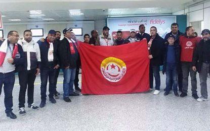 Grève générale : L'aéroport international de Tunis-Carthage paralysé