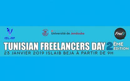 Le 2e Tunisian freelancers day le 23 janvier 2019, à Béja