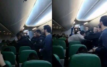 Un Tunisien crie «Allahou Akbar» à bord d'un avion de Transavia !