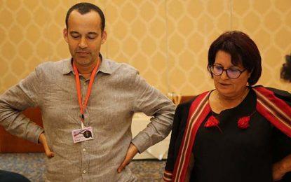 Samira Maraï annonce sa démission de Afek Tounes en direct à la télévision