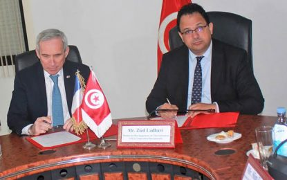Tunisie-France : Accord de coopération de 120 M€ dans les énergies renouvelables