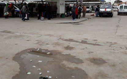 Kairouan : Meurtre à la station de louages El-Hajjem