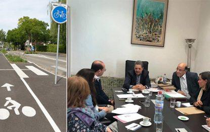 Les premières pistes cyclables en Tunisie verront le jour à l'Ariana