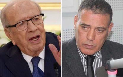 Messaoudi : Caïd Essebsi n'a aucune chance de gagner la présidentielle