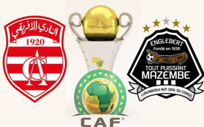 TP Mazembe porte plainte à la Fifa et à la CAF contre le Club africain