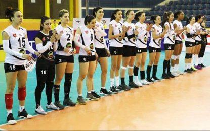 Volleyball-Dames : Le Club sfaxien brise l'hégémonie égyptienne