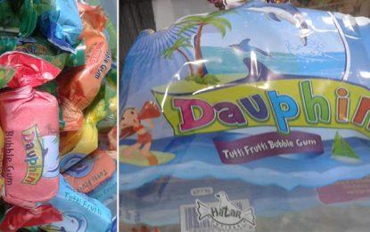 Tunisie : Chasse au chewing-gum toxique, le «Dauphin bubble gum»