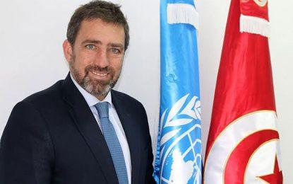 Diego Zorrilla, représentant du secrétaire général des Nations Unies en Tunisie