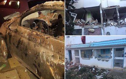 El-Mourouj 5 : Une fuite de gaz provoque une explosion dans une maison