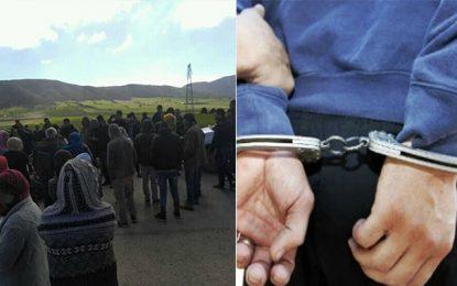 El Krib : Un homme suspecté d'avoir mortellement poignardé sa femme