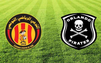 Choc des favoris en Ligue des champions : Espérance de Tunis et Orlando Pirates