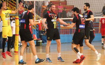 Volleyball: Espérance-Groupement pétrolier en demi finale