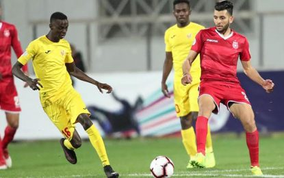 Coupe arabe des clubs : L'Etoile du Sahel petit gagneur