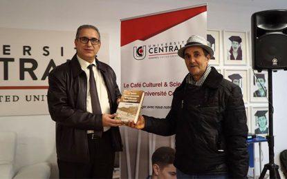Dr. Faycel Cherif invité du Café culturel et scientifique de l'Université Centrale