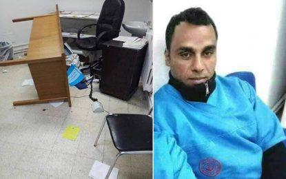 Kasserine : Un infirmier agressé à l'hôpital local de Feriana