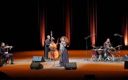 Sortie du film ''Fatwa'' : Ghalia Benali chante l'amour à l'Opéra