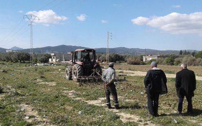 Terres domaniales : L'Etat récupère un terrain de 5 hectares à Grombalia