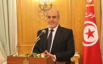 Ce que pense Hamadi Jebali de la délégation des pouvoirs de Chahed à Kamel Morjane